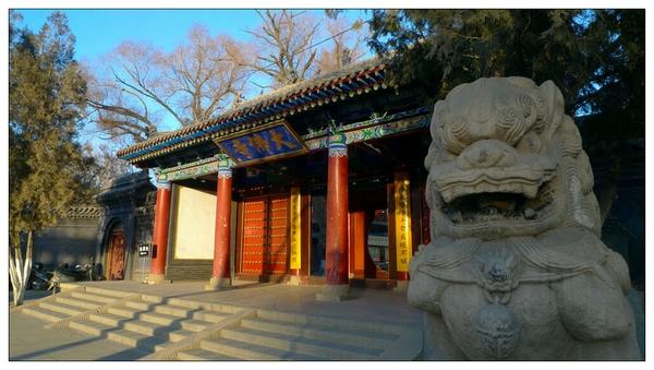 西夏国寺(张掖大佛寺景区)