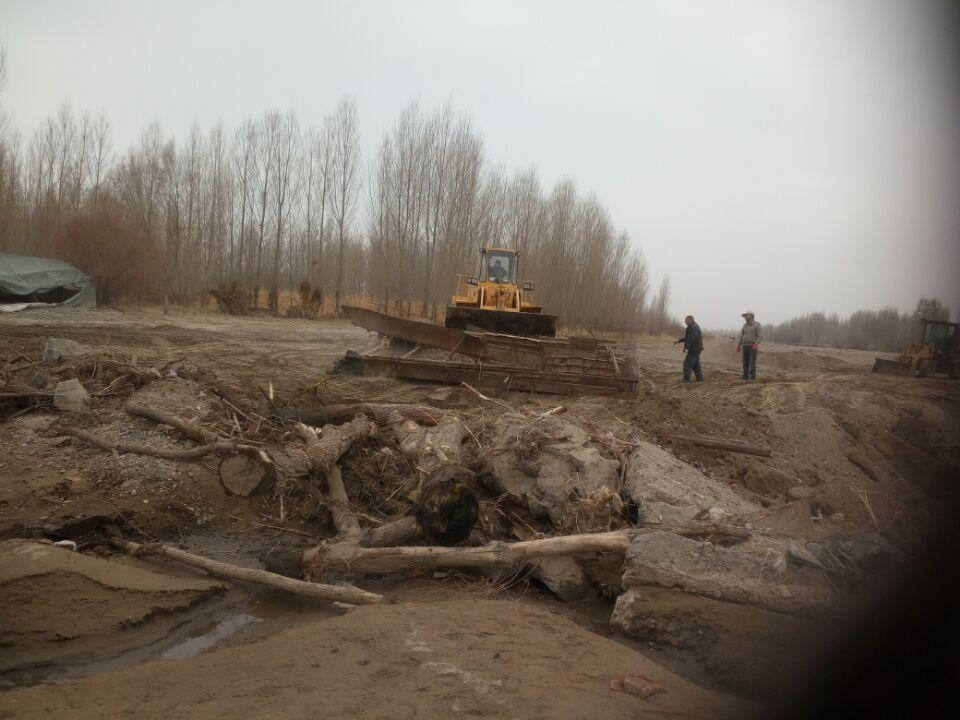"""乌江灌区""""大干、实干""""全力推进水政执法和环境卫生整治工作"""