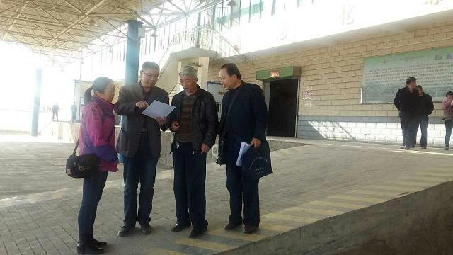甘州区农业局 开展涉氨企业安全生产检查