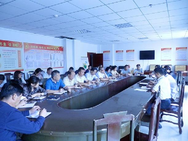 甘州区农业局落实党风廉政建设主体责任开展工作约谈