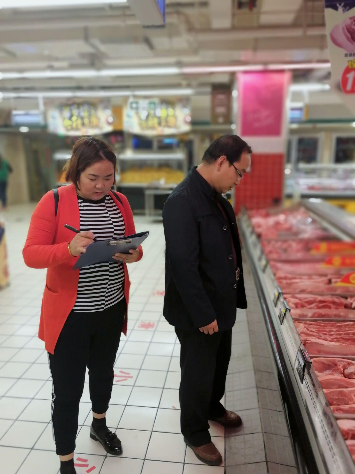 甘州区物价局加强国庆中秋期间市场价格监管