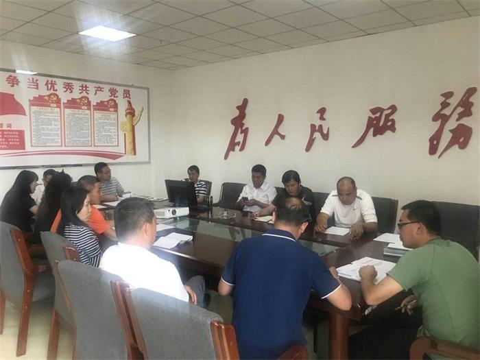 中共甘州区体育局支部委员会迅速传达落实省市脱贫攻坚帮扶工作推进会议精神