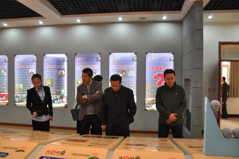 科技局参观高金城烈士纪念馆 开展主题教育活动