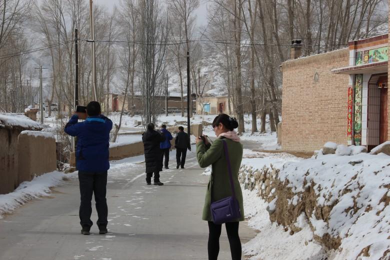 中国地震局专家在我区进行调研