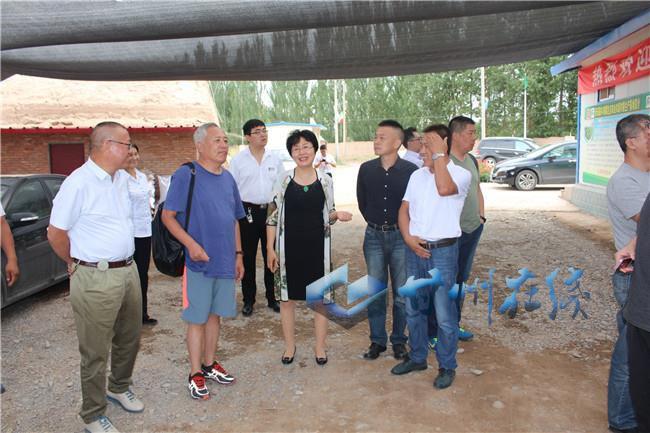 甘州区乌江镇:农超对接促营销