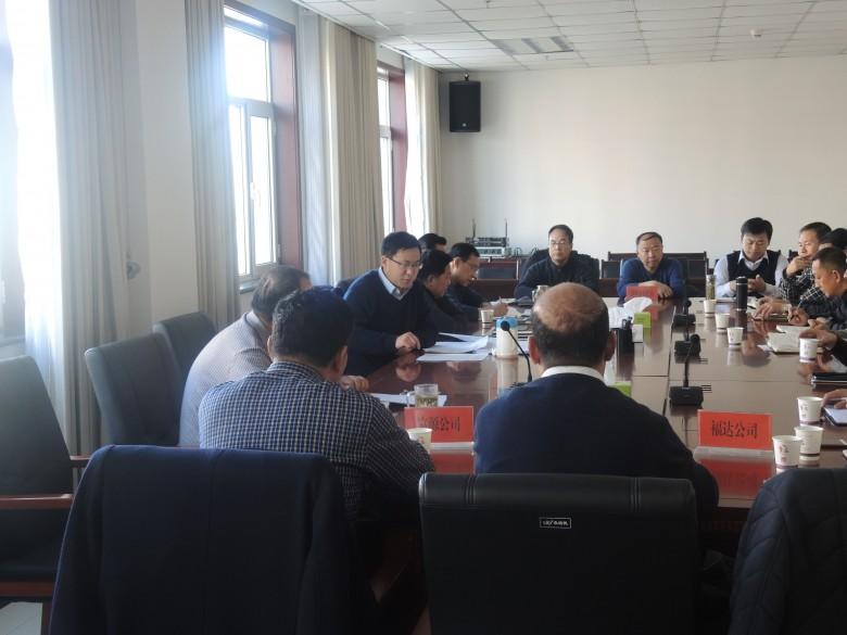 区建设局召开2016年领导班子民主生活会