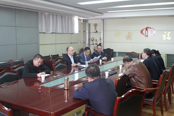 甘州区国地税第26个税收宣传月第一次联席会议在区地税局召开