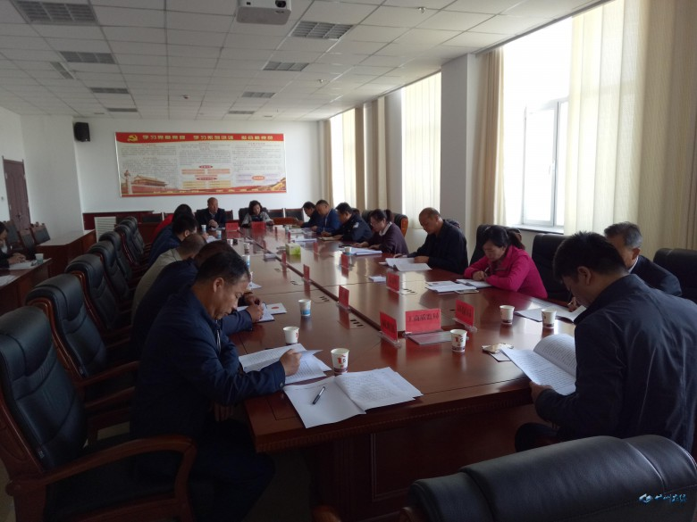 甘州区油气输送管道保护和安全生产监管工作会议召开