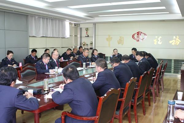 甘州区地方税务局召开全局业务工作会议