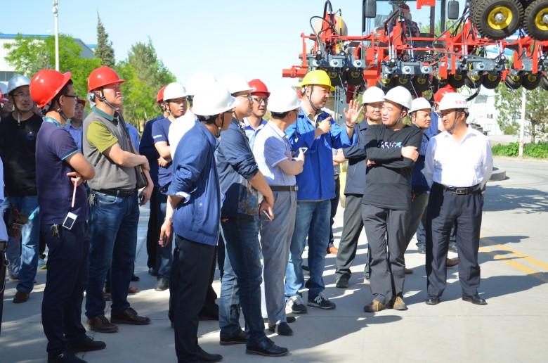 甘州区赴肃州区考察学习安全生产工作