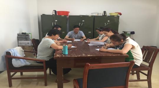 甘州区档案局认真组织开展《中共共产党工作机关条例(试行)》测试