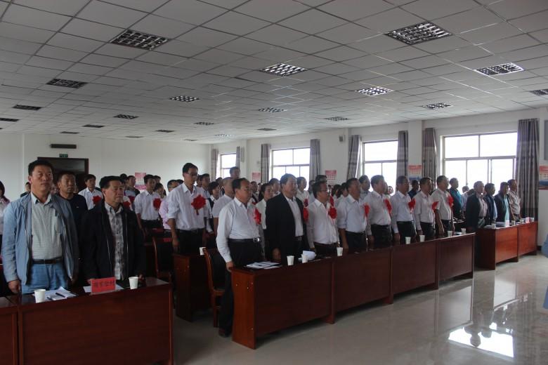 甘州区安阳乡召开庆祝第33个教师节表彰大会