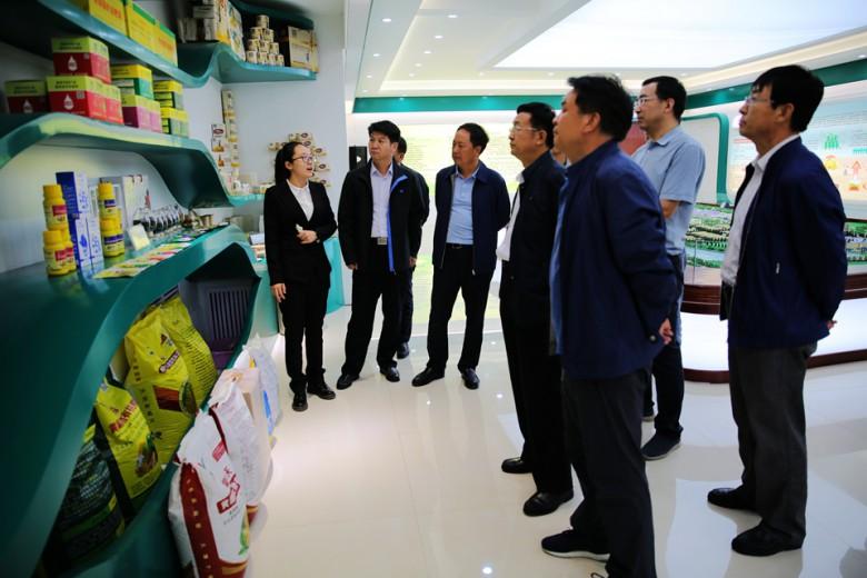 市项目考察团赴黑龙江佳木斯考察秸秆综合利用项目