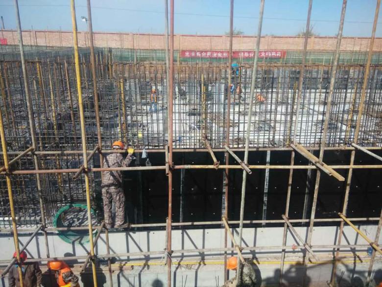 张掖经开区循环经济示范园污水处理厂、再生水利用工程建设项目有序推进