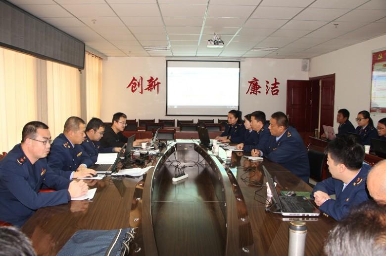 甘州区工商质监局举办12365直报系统培训班