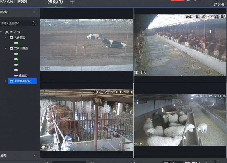 甘州区地震局改造地震宏观视频监控台站