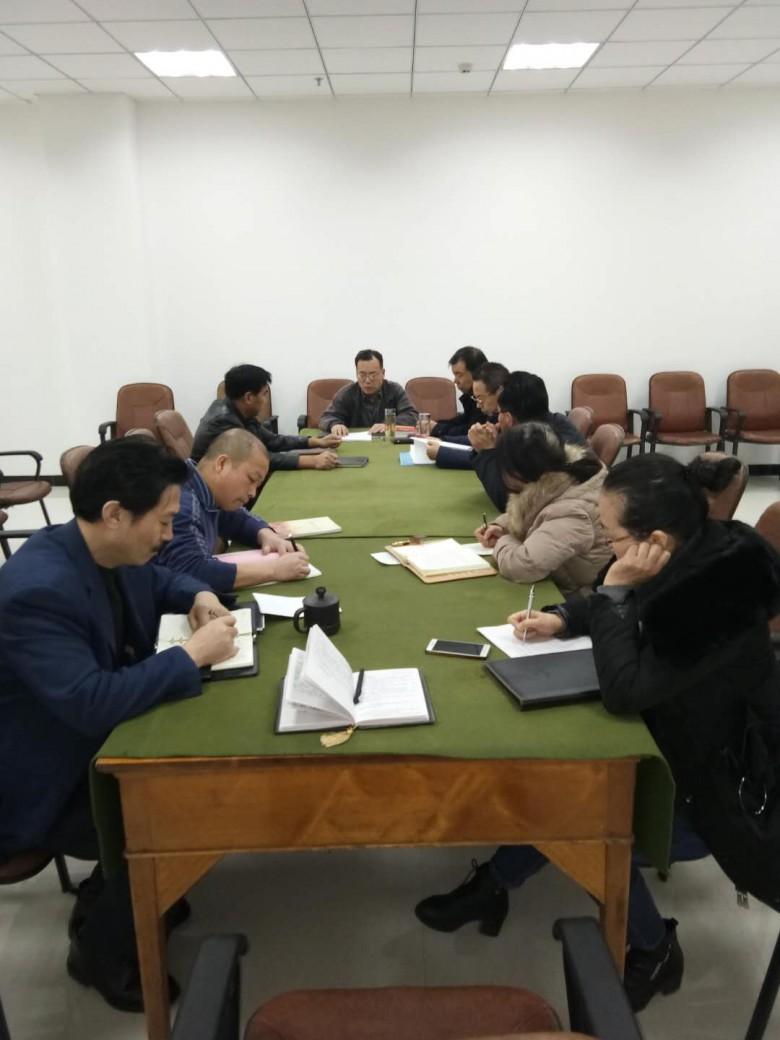 中共甘州区粮食局机关支部委员会开展固定主题党日活动