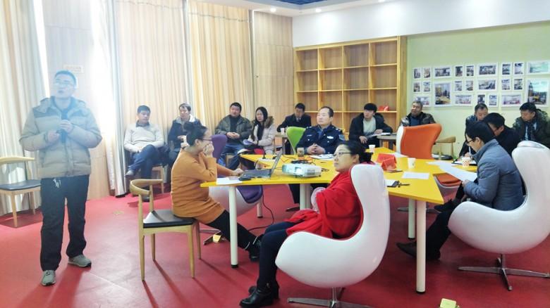 张掖经开区今年第一期项目路演活动成功举行