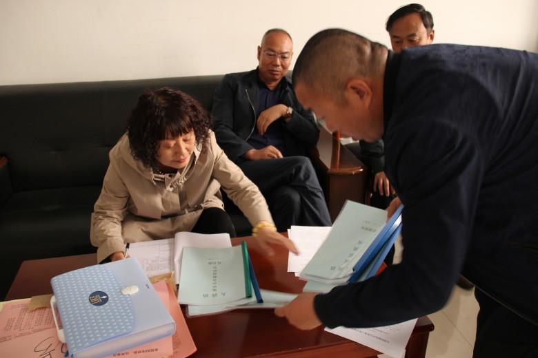 甘州区地震局赴各乡镇检查 抗震救灾应急准备工作