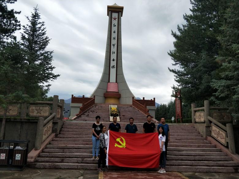 甘州区残联开展庆祝建党97周年活动