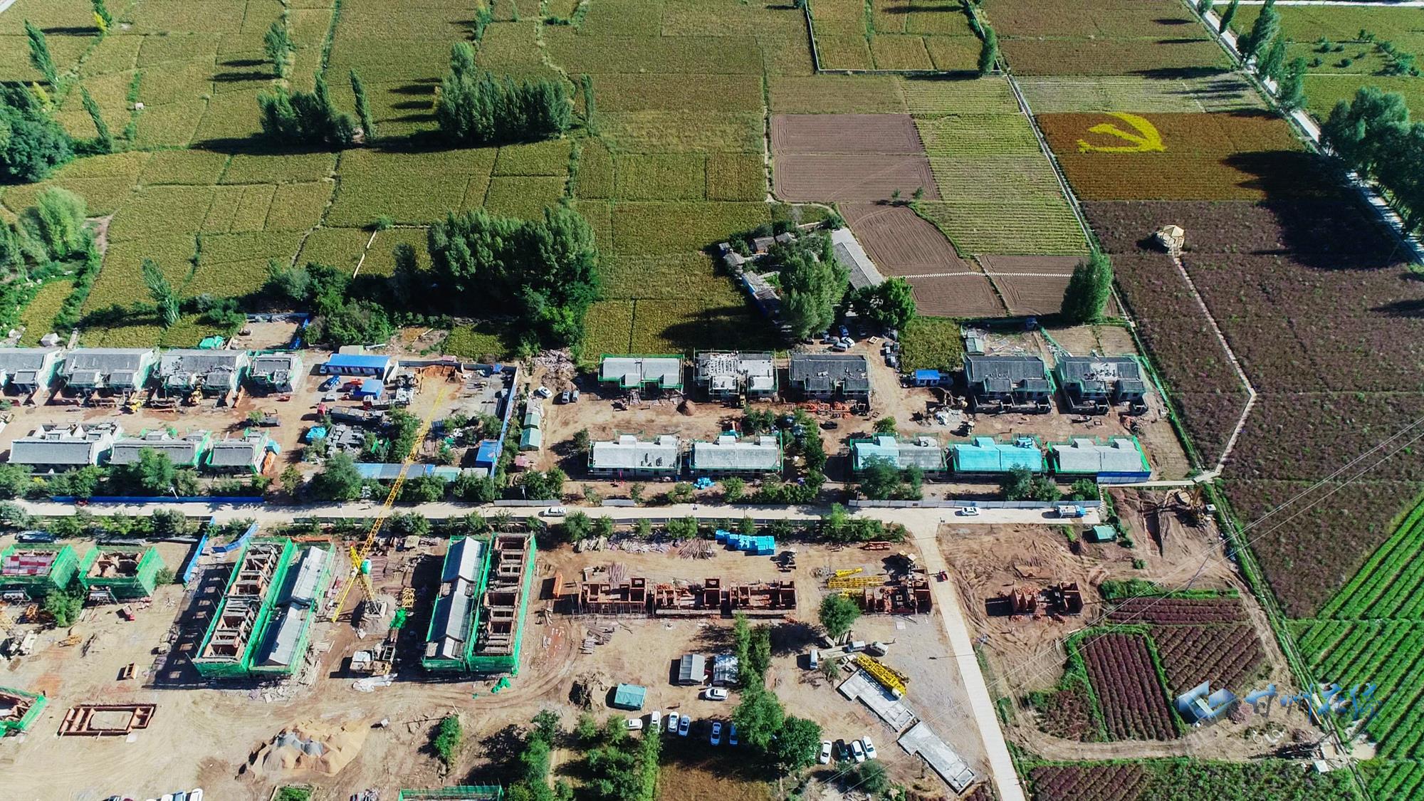 大手笔 大格局 绘就新宏图——甘州区全面推进乡村振兴战略