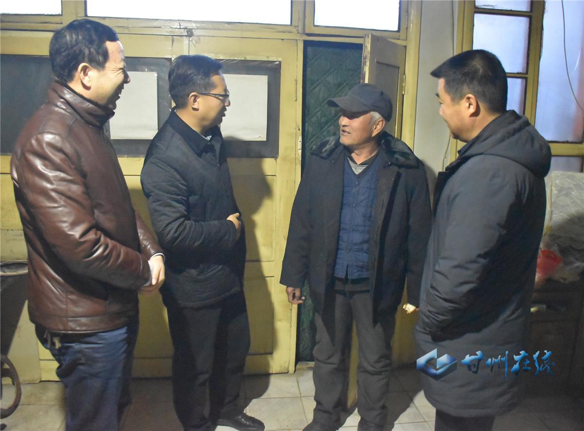 成广平调研全区高速高铁沿线环境治理工作
