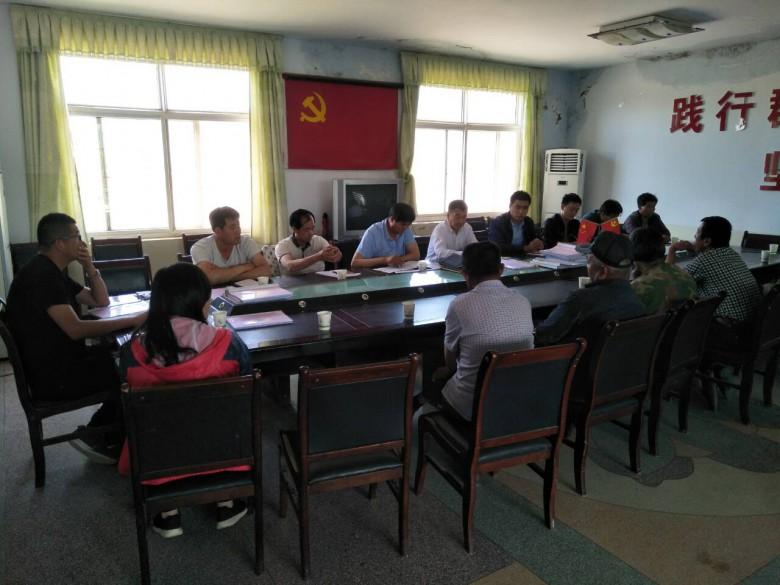 甘州区三闸镇组织开展2017年1-5月工作督查
