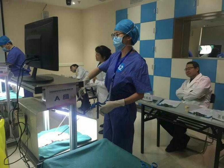 热烈祝贺甘州区妇幼保健院妇科团队在全省妇科腔镜手术技能视频大赛中取得优异成绩