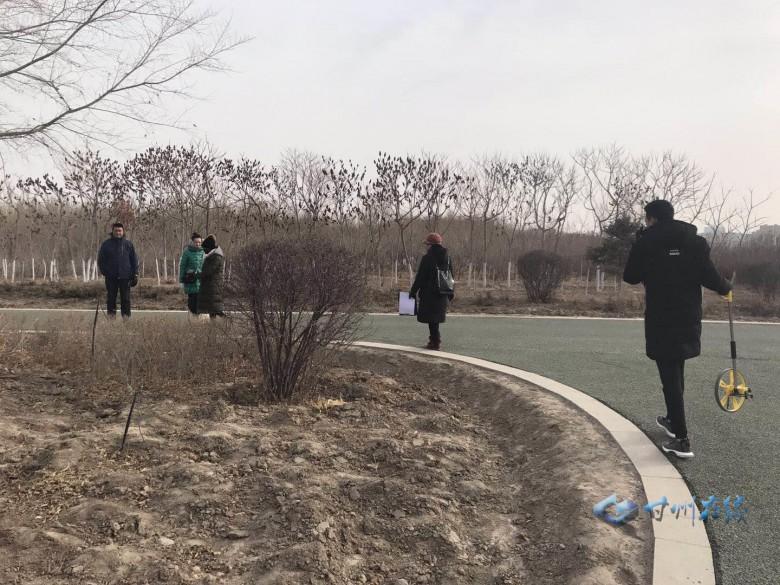 甘州区园林绿化局扎实做好芦水湾生态景区改造提升前期准备工作