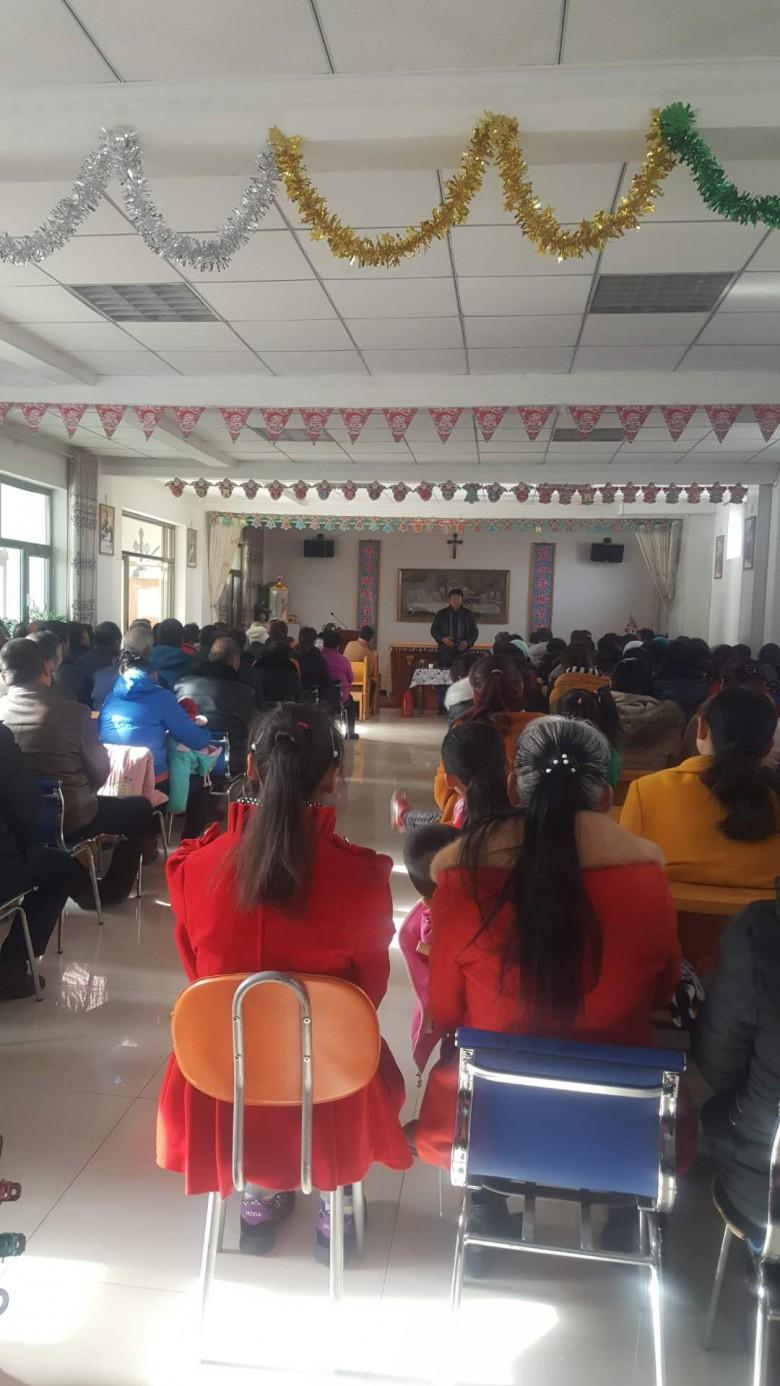 甘州区天主教界举办学习党的十九大精神暨新修订《宗教事务条例》培训班