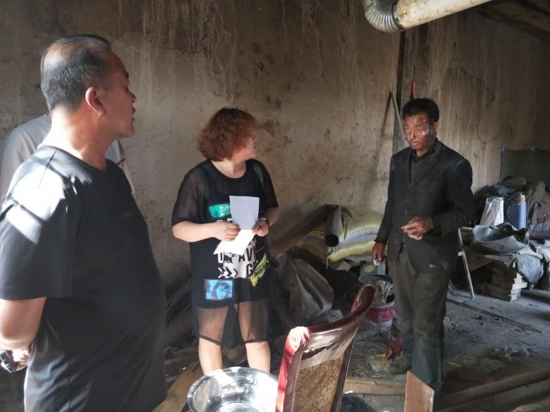 甘州区新墩镇扎实开展农村危房改造助力脱贫攻坚